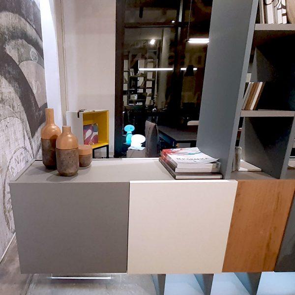 libreria bifacciale mymoow
